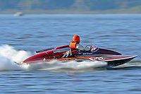 "Jon Bartell, E-22 ""Chuck Wagon"", (1970 Ron Jones 280 class cabover hydroplane)"