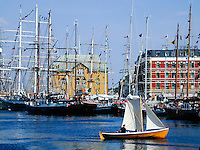 Norway, Stavanger. Tall Ships Race 2004.