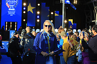 Suzann Pettersen (EUR) during the Opening Ceremony of the Solheim Cup 2019 at Gleneagles Golf CLub, Auchterarder, Perthshire, Scotland. 12/09/2019.<br /> Picture Thos Caffrey / Golffile.ie<br /> <br /> All photo usage must carry mandatory copyright credit (© Golffile | Thos Caffrey)