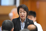 Seiko Hashimoto, <br /> JULY 27, 2016 - Judo : <br /> Japan national team Send-off Party for Rio Olympic Games 2016 <br /> &amp; Paralympic Games <br /> at Kodokan, Tokyo, Japan. <br /> (Photo by AFLO SPORT)