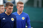 02.09.2019 Scotland u-21 training, Oriam, Edinburgh.<br />
