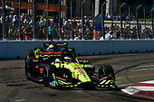 2018 Verizon IndyCar Series - Firestone Grand Prix of St. Petersburg<br /> St. Petersburg, FL USA<br /> Sunday 11 March 2018<br /> SÈbastien Bourdais, Dale Coyne Racing with Vasser-Sullivan Honda<br /> World Copyright: Scott R LePage / LAT Images<br /> ref: Digital Image _SRL6228