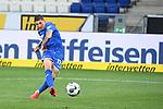 Steven Zuber (Hoffenheim) schiesst das Tor zum 3-0.<br /> <br /> Sport: Fussball: 1. Bundesliga: Saison 19/20: 28. Spieltag: TSG 1899 Hoffenheim - 1. FC Koeln, 27.05.2020<br /> <br /> Foto: Markus Gilliar/GES/POOL/PIX-Sportfotos.<br /> <br /> Nur für journalistische Zwecke! Only for editorial use!<br /> <br /> Gemäß den Vorgaben der DFL Deutsche Fußball Liga ist es untersagt, in dem Stadion und/oder vom Spiel angefertigte Fotoaufnahmen in Form von Sequenzbildern und/oder videoähnlichen Fotostrecken zu verwerten bzw. verwerten zu lassen. DFL regulations prohibit any use of photographs as image sequences and/or quasi-video.