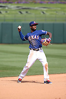 Jurickson Profar - Texas Rangers 2016 spring training (Bill Mitchell)