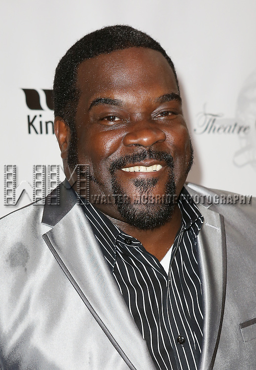 Phillip Boykin attending the 69th Annual Theatre World Awards at the Music Box Theatre in New York City on June 03, 2013.