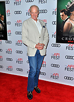 """LOS ANGELES, USA. November 17, 2019: Charles Dance at the gala screening for """"The Crown"""" as part of the AFI Fest 2019 at the TCL Chinese Theatre.<br /> Picture: Paul Smith/Featureflash"""