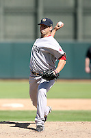 Chris Province - Mesa Solar Sox, 2009 Arizona Fall League.Photo by:  Bill Mitchell/Four Seam Images..