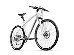 2016 Mercedes-Benz Fitness and Road Bike. Isolated Mercedes Benz bicycle on white background with clipping path. Image © MaximImages, License at https://www.maximimages.com