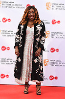 Chizzy Akudolu<br /> arriving for the BAFTA TV Awards 2019 at the Royal Festival Hall, London<br /> <br /> ©Ash Knotek  D3501  12/05/2019