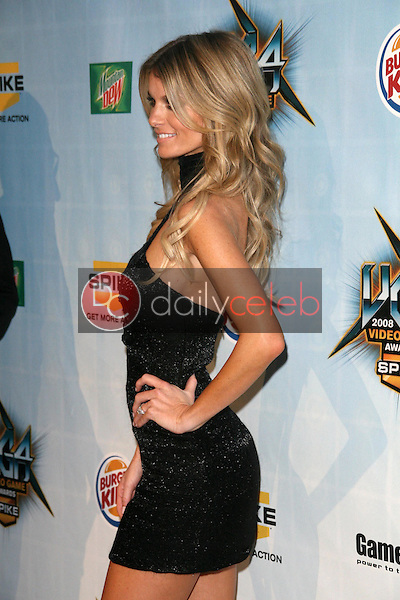 Marissa Miller <br /> at Spike TV's 2008 'Video Game Awards'. Sony Pictures Studios, Culver City, CA. 12-14-08<br /> Dave Edwards/DailyCeleb.com 818-249-4998