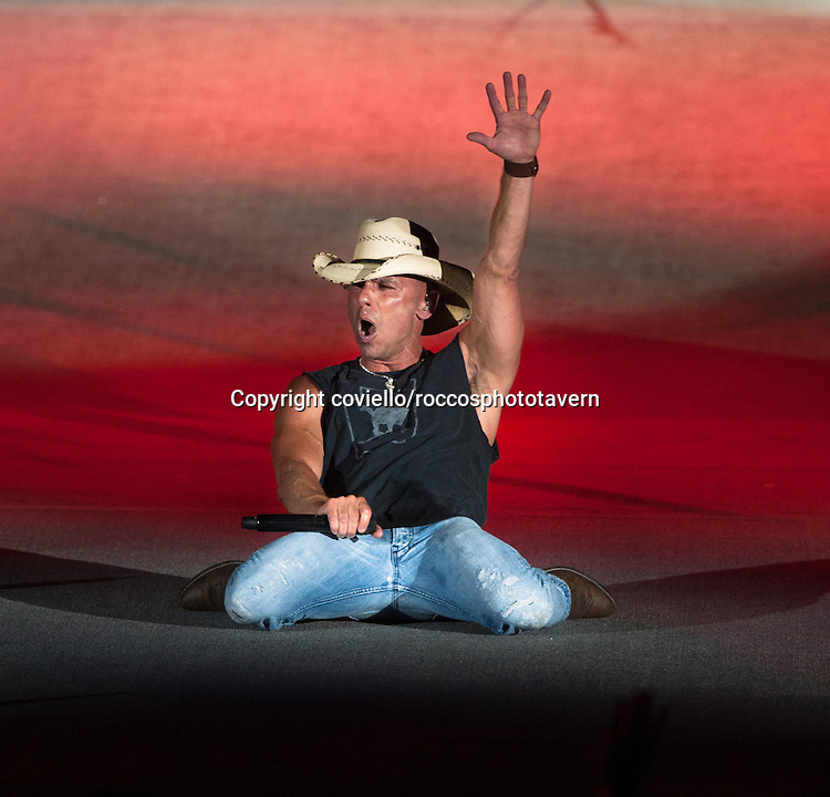 Country Fest 2012 at Gillette Stadium August 24, 2012. Kenny Chesney,Tim McGraw,Grace Potter and the Nocternals and Jake Owens.