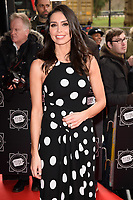 Christine Bleakley arriving for TRIC Awards 2018 at the Grosvenor House Hotel, London, UK. <br /> 13 March  2018<br /> Picture: Steve Vas/Featureflash/SilverHub 0208 004 5359 sales@silverhubmedia.com