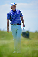 Brandt Snedeker (USA) watches his tee shot on 13 during Friday's round 2 of the 117th U.S. Open, at Erin Hills, Erin, Wisconsin. 6/16/2017.<br /> Picture: Golffile | Ken Murray<br /> <br /> <br /> All photo usage must carry mandatory copyright credit (&copy; Golffile | Ken Murray)