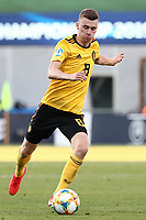 Ryan Heynen of Belgium  in action<br /> Reggio Emilia 16-06-2019 Stadio Città del Tricolore <br /> Football UEFA Under 21 Championship Italy 2019<br /> Group Stage - Final Tournament Group A<br /> Poland - Belgium<br /> Photo Cesare Purini / Insidefoto
