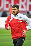 14.01.2018, RheinEnergieStadion, Koeln, GER, 1.FBL., 1. FC K&ouml;ln vs. Borussia M&ouml;nchengladbach<br /> <br /> im Bild / picture shows: <br /> nach langer Verletzung zur&uuml;ck Milos Jojic (FC K&ouml;ln #8),  <br /> <br /> <br /> Foto &copy; nordphoto / Meuter