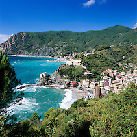 Italy, Liguria, Cinque Terre, Monterosso al Mare: UNESCO World Heritage Site | Italien, Ligurien, Cinque Terre, Monterosso al Mare: UNESCO-Weltkulturerbe