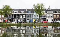 Nederland - Amsterdam - mei 2018 . De Transvaalkade in Amsterdam Oost.   Foto: Berlinda van Dam / Hollandse Hoogte
