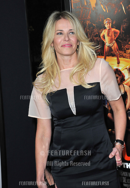 "Chelsea Handler at the Los Angeles premiere of her new movie ""Fun Size"" at the Paramount Theatre, Hollywood..October 25, 2012  Los Angeles, CA.Picture: Paul Smith / Featureflash"