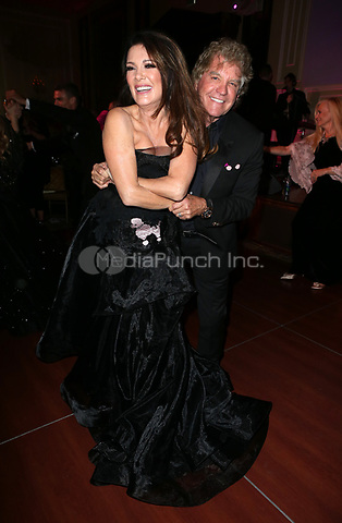 LOS ANGELES, CA - NOVEMBER 9: Pandora Todd, Ken Todd, at the 2nd Annual Vanderpump Dog Foundation Gala at the Taglyan Cultural Complex in Los Angeles, California on November 9, 2017. Credit: November 9, 2017. Credit: Faye Sadou/MediaPunch
