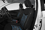 Front seat view of 2016 Chevrolet Spark LS Manual 1SA 5 Door Hatchback Front Seat  car photos