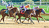 R Rousey winning at Delaware Park on 10/5/16