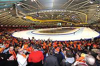 SCHAATSEN: HEERENVEEN: Thialf Stadion, 22-01-2011, ©foto Martin de Jong