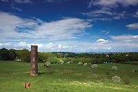 Cammo Water Tower, Cammo Estate, Edinburgh, Lothian