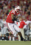 Wisconsin Badgers running back John Clay (32) carries the ball during an NCAA college football game against the Ohio State Buckeyes on October 16, 2010 at Camp Randall Stadium in Madison, Wisconsin. The Badgers beat the Buckeyes 31-18. (Photo by David Stluka)