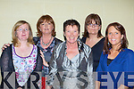 Organisers of the Glenbeigh GAA fashion show in their clubhouse on Friday night were l-r: Joan McGillicuddy, Jackie O'Connor, Patricia Griffin, Jennifer Boyle and Muireann O'Donoghue