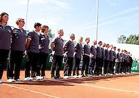 20-08-11, Tennis, Amstelveen, Nationale Tennis Kampioenschappen, NTK, Umpires