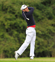 Scott Fernandez (ESP) on the 15th tee during Round 4 of the Bridgestone Challenge 2017 at the Luton Hoo Hotel Golf &amp; Spa, Luton, Bedfordshire, England. 10/09/2017<br /> Picture: Golffile | Thos Caffrey<br /> <br /> <br /> All photo usage must carry mandatory copyright credit     (&copy; Golffile | Thos Caffrey)