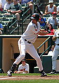July 14, 2003:  Todd Sears of the Red Wings, Class-AAA affiliate of the Minnesota Twins, during a International League game at Frontier Field in Rochester, NY.  Photo by:  Mike Janes/Four Seam Images