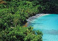 Gibney Beach.Islands.St John, US Virgin Islands