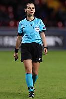 Referee Iuliana Elena Demetrescu<br /> Benevento 08-11-2019 Stadio Ciro Vigorito <br /> Football UEFA Women's EURO 2021 <br /> Qualifying round - Group B <br /> Italy - Georgia<br /> Photo Cesare Purini / Insidefoto