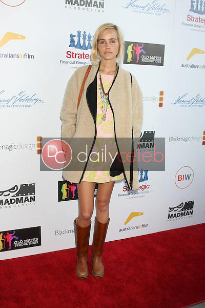 "Isabel Lucas<br /> at the ""That Sugar Film"" Premiere, Harmony Gold, Los Angeles, 07-20-15<br /> David Edwards/DailyCeleb.com 818-249-4998"