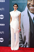LOS ANGELES - JUN 6:  Paola Nunez at the  AFI Honors Denzel Washington at the Dolby Theater on June 6, 2019 in Los Angeles, CA