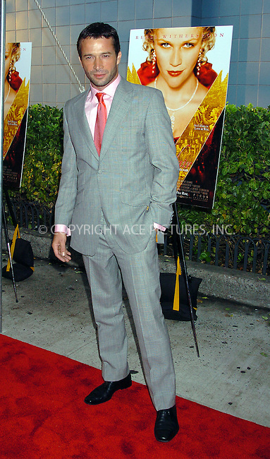 JAMES PUREFOY  at the New York Premiere of 'Vanity Fair.' New York, August 16, 2004. Please byline: AJ SOKALNER -- ACEPIXS.COM   .. *** ***..Ace Pictures, Inc:  ..Contact: Alecsey Boldeskul (646) 267-6913 ..Philip Vaughan (646) 769-0430..e-mail: info@acepixs.com