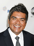 WESTWOOD, CA. - September 17: George Lopez arrives at the 2009 ALMA Awards held at Royce Hall on the UCLA Campus on September 17, 2009 in Los Angeles, California.