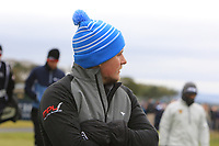 Eddie Pepperell (ENG) on the 17th during round 4 of the Alfred Dunhill Links Championship at Old Course St. Andrew's, Fife, Scotland. 07/10/2018.<br /> Picture Thos Caffrey / Golffile.ie<br /> <br /> All photo usage must carry mandatory copyright credit (&copy; Golffile | Thos Caffrey)
