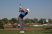 Rory McIlroy (NIR) during the third round of the DP World Championship, Earth Course, Jumeirah Golf Estates, Dubai, UAE. 23/11/2019<br /> Picture: Golffile | Phil INGLIS<br /> <br /> <br /> All photo usage must carry mandatory copyright credit (© Golffile | Phil INGLIS)
