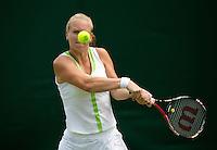28-06-12, England, London, Tennis , Wimbledon,    Kiki Bertens