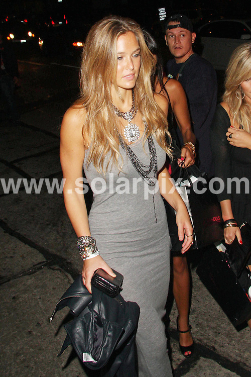 **ALL ROUND PICTURES FROM SOLARPIX.COM**.**WORLDWIDE SYNDICATION RIGHTS**.**NO PUBLICATION IN AUSTRALIA, NEW ZEALAND, DENMARK, GERMANY OR USA**.Ex model Girlfriend of Lianado di caprio Bar Rafaeli attends VMA afterparty at Chateau Marmont in Hollywood USA..JOB REF: 7252            LAP/HDG       DATE: 07.09.08.**MUST CREDIT SOLARPIX.COM OR DOUBLE FEE WILL BE CHARGED* *UNDER NO CIRCUMSTANCES IS THIS IMAGE TO BE REPRODUCED FOR ANY ONLINE EDITION WITHOUT PRIOR PERMISSION*