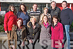 Killorglin Tidy Towns group have calling on everyone to support them in their plans for the town and its environs in 2013. .Front L-R Ruth and Liz  McCarthy, Ciara Foley and Trudi O'Sullivan. .Back L-R Mary McGuillicuddy, Maria Bateman, Ronan Enright, Orla O'Connor, John Healy and Martin O'Neill.