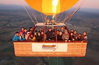 20150729 July 29 Hot Air Balloon Gold Coast