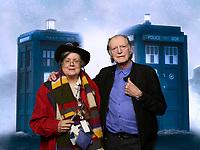 David Bradley Two TARDIS