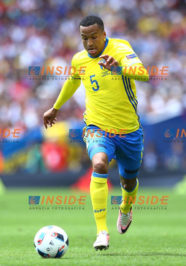 Martin Olsson Sweden<br />Toulouse 17-06-2016 Stade Velodrome Footballl Euro2016 Italy - Sweden  / Italia - Svezia Group Stage Group E. Foto Matteo Ciambelli / Insidefoto