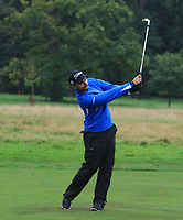 Filip Mruzek (CZE) on the 10th fairway during Round 2 of the Bridgestone Challenge 2017 at the Luton Hoo Hotel Golf &amp; Spa, Luton, Bedfordshire, England. 08/09/2017<br /> Picture: Golffile | Thos Caffrey<br /> <br /> <br /> All photo usage must carry mandatory copyright credit     (&copy; Golffile | Thos Caffrey)