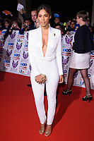 Rochelle Humes<br /> at the Pride of Britain Awards 2017 held at the Grosvenor House Hotel, London<br /> <br /> <br /> &copy;Ash Knotek  D3342  30/10/2017
