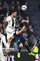 Emre Can of Juventus , Ignacio Pussetto of Udinese <br /> Torino 8-03-2018 Allianz Stadium Football Serie A 2018/2019 Juventus - Udinese <br /> photo Matteo Gribaudi / Image Sport / Insidefoto