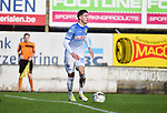 2017-11-05 / Voetbal / Seizoen 2017-2018 / KFC Duffel / Yannick Verlinden<br /> <br /> ,Foto: Mpics.be